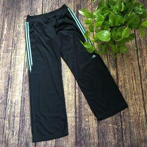 🌀Adidas   Blue Track Active Pants
